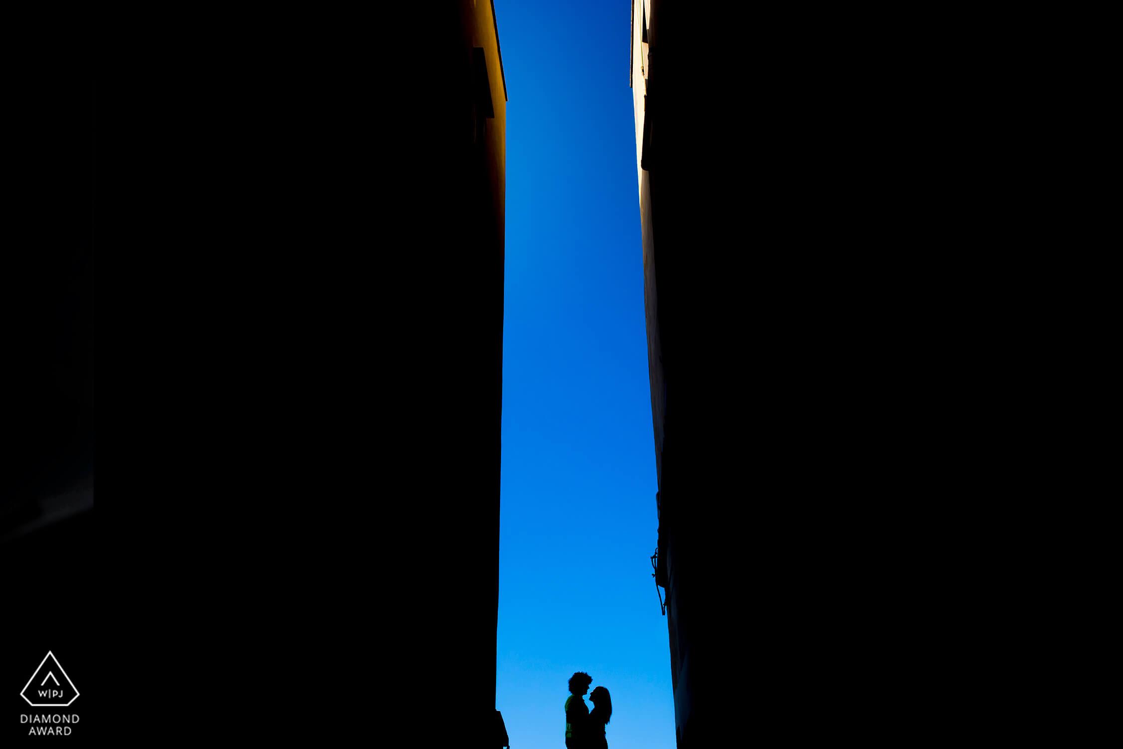 Trapani Engagement shoot Sicilian wedding photographer
