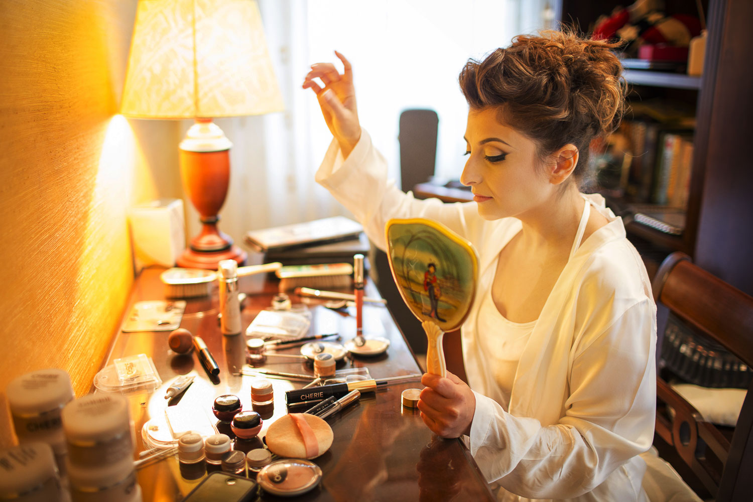 Getting Ready for the bride by Nino Lombardo Photographer