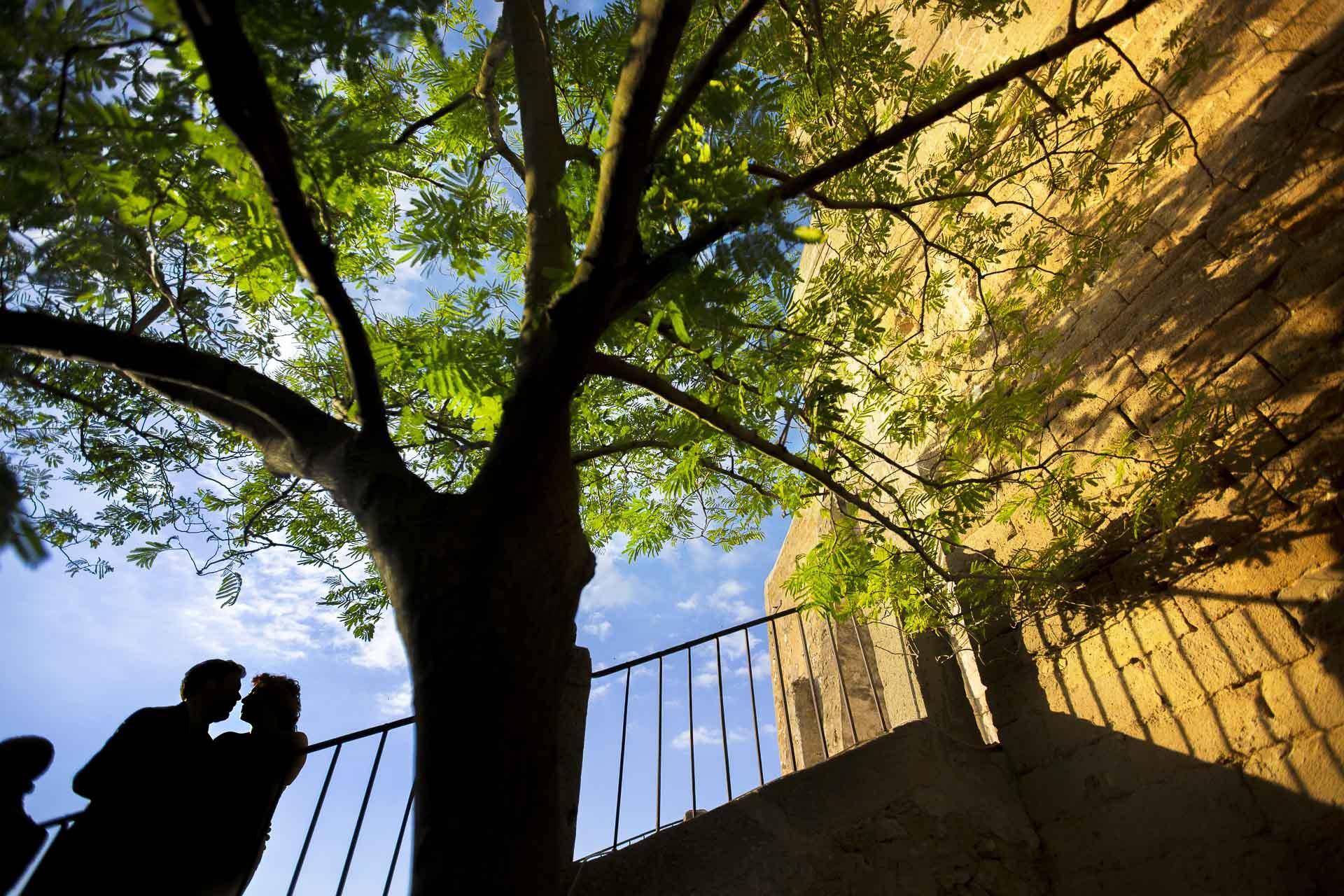 Fotografo sposi nelle bella città di Sambuca di Sicilia