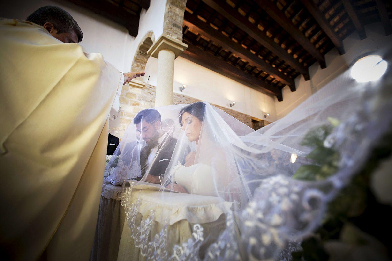 Cerimonia di Nozze a Menfi. Foto di Nino Lombardo Fotografo Agrigento