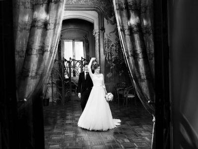 Ballo degli sposi A Villa Igiea Palermo