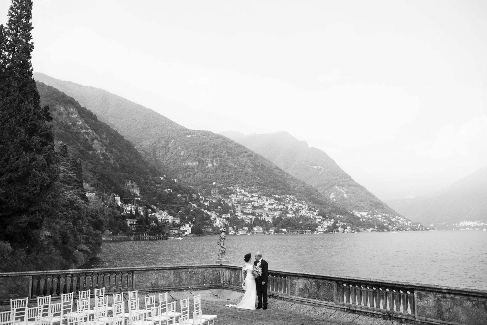 Fotografo Matrimonio Lago di Como a Cernobbio