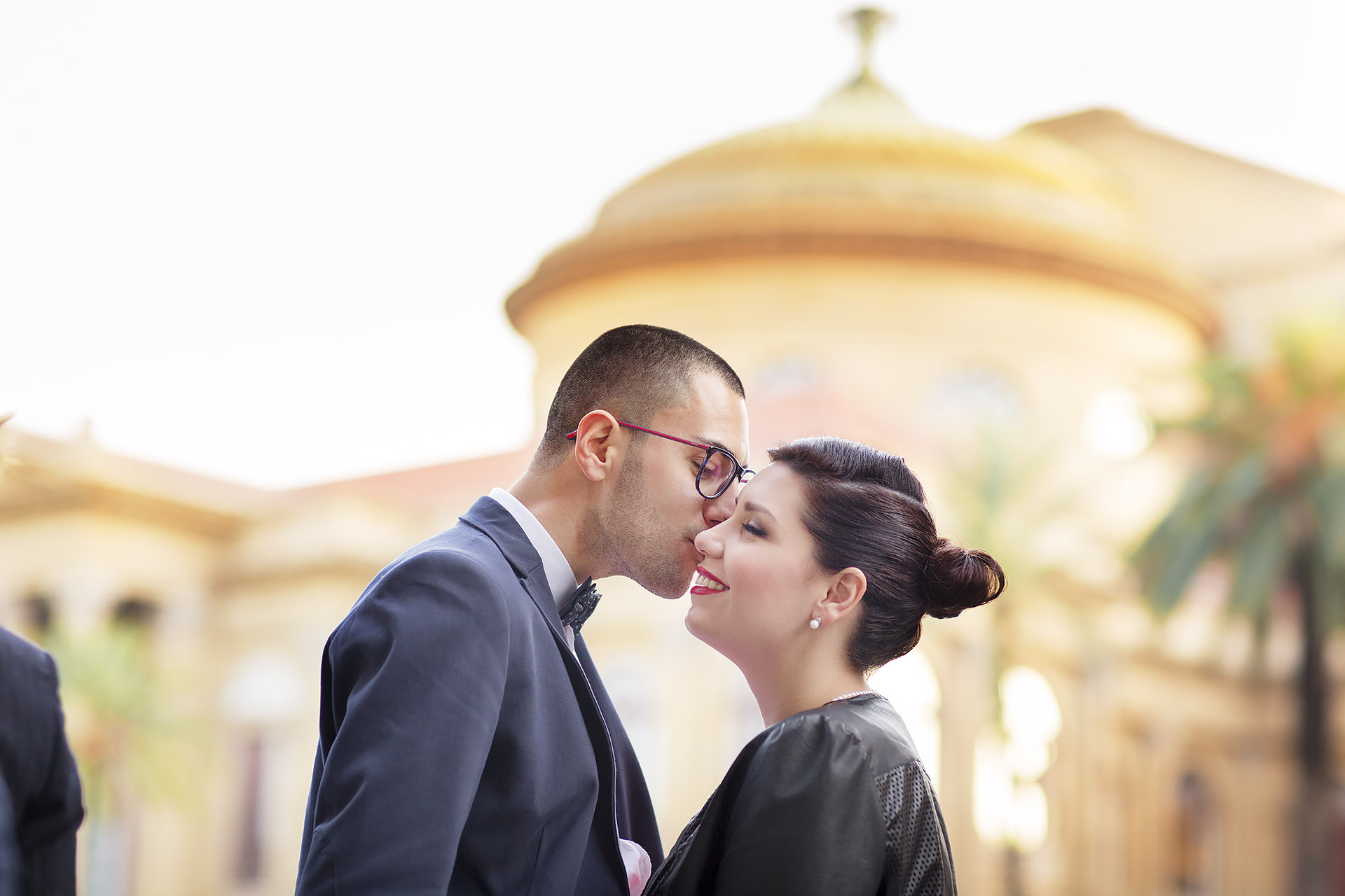 Engagement Palermo Shooting Photography
