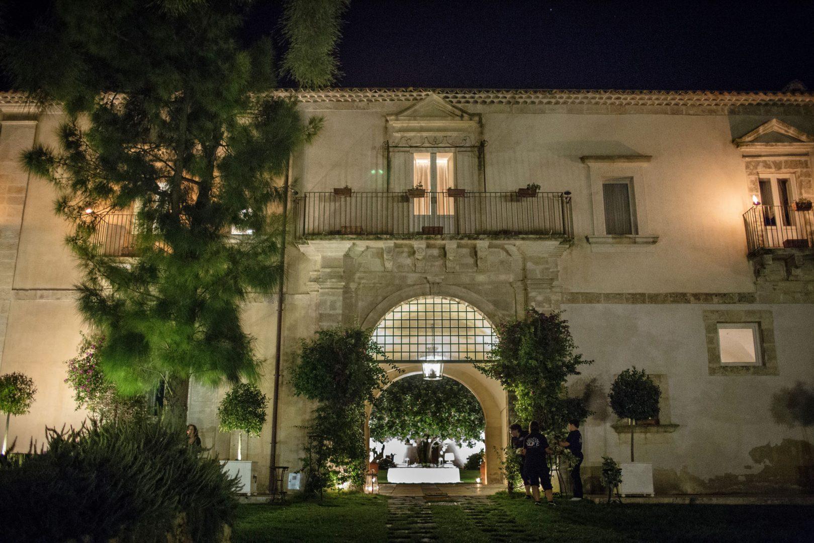 Castello Vizzini. Location del ricevimento. Nino Lombardo fotografo matrimonio a Modica