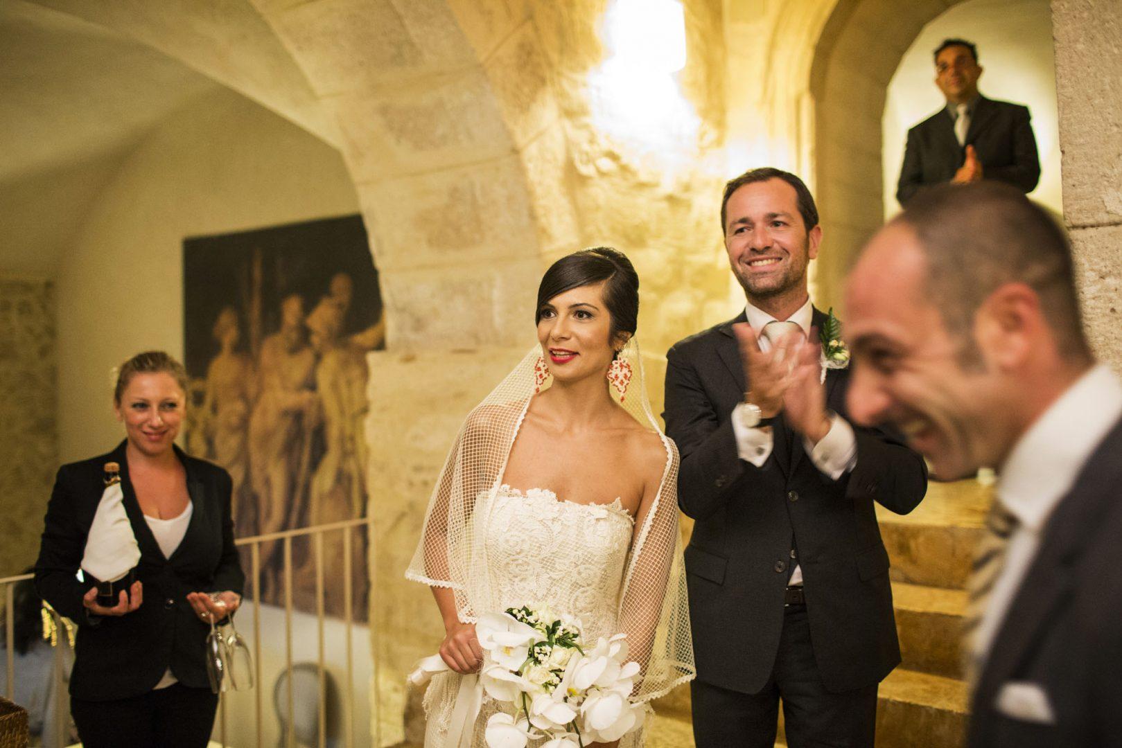 Ricevimento al Castello di Vizzini. Nino Lombardo fotografo matrimonio a Modica
