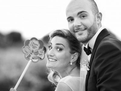 Matrimonio allegro e spontaneo
