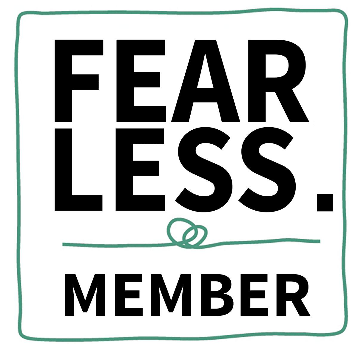 FearLess member associazione