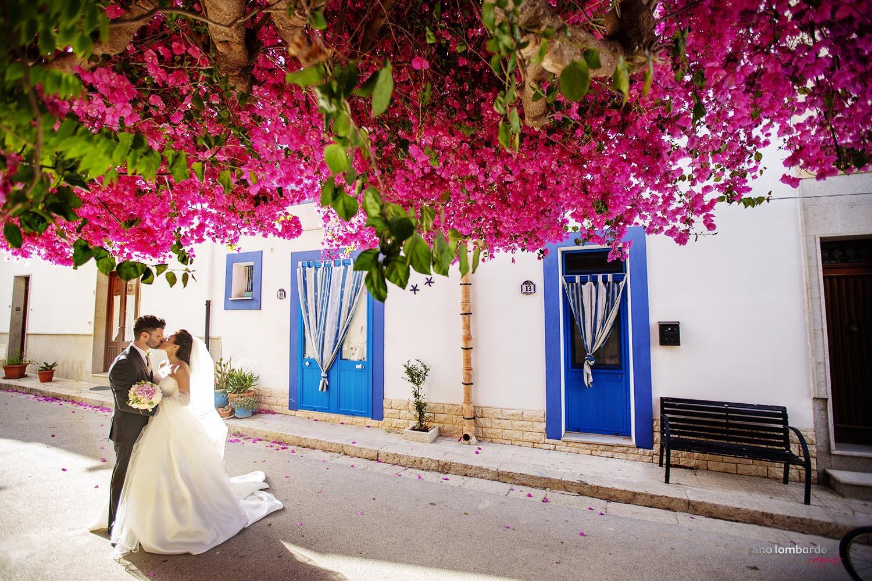 Wedding Reportage in Sicily in San Vito Lo Capo by Nino Lombardo Photographer