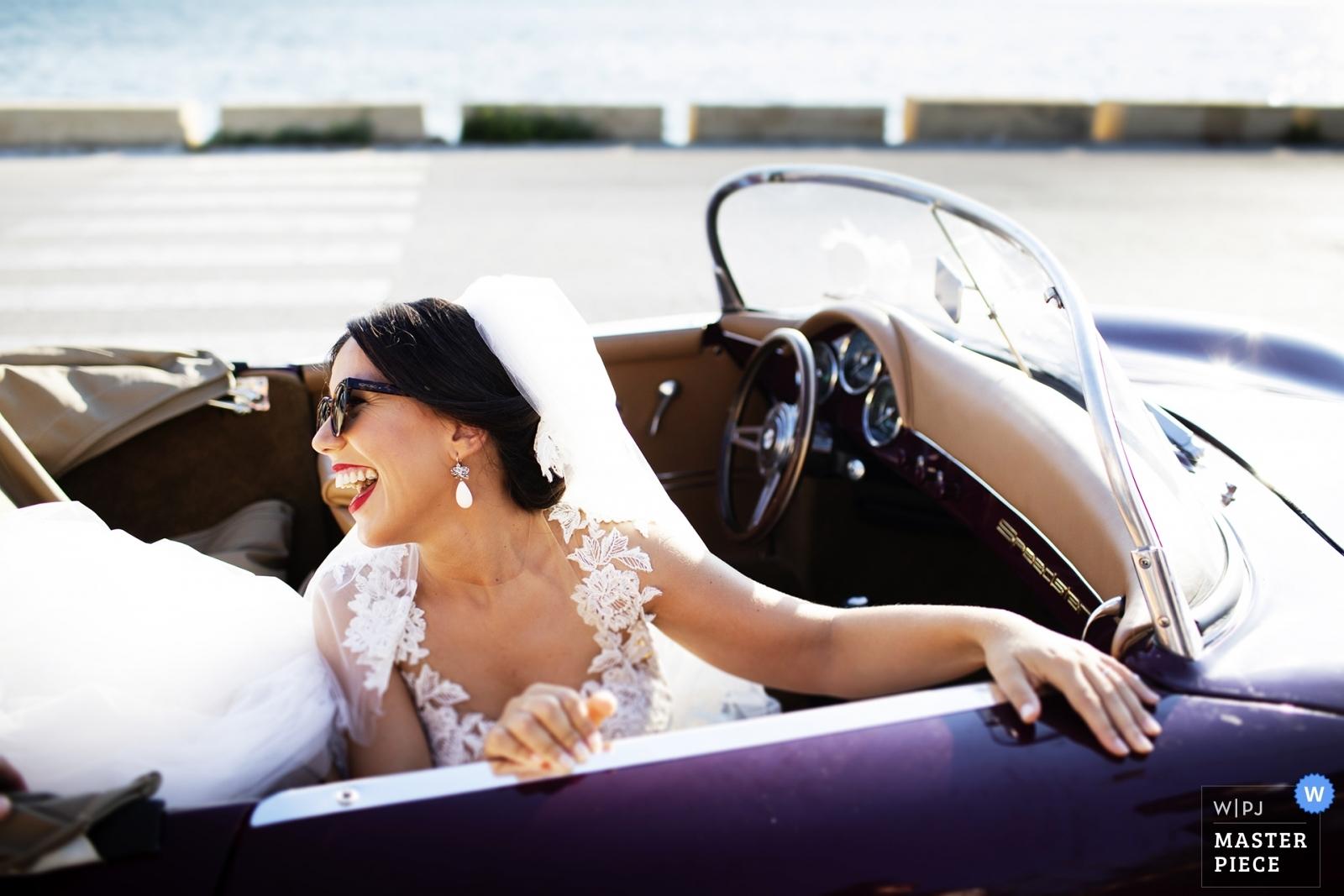 Fotografo Migliori Matrimoni, Fotografia Premiata da WPJA, Marsala, Trapani
