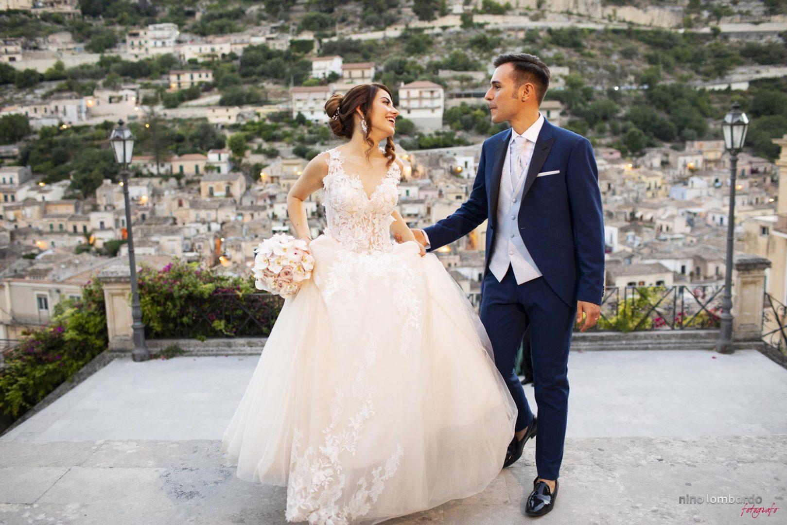 Servizio fotografico di Nino Lombardo fotografo per matrimonio a Modica
