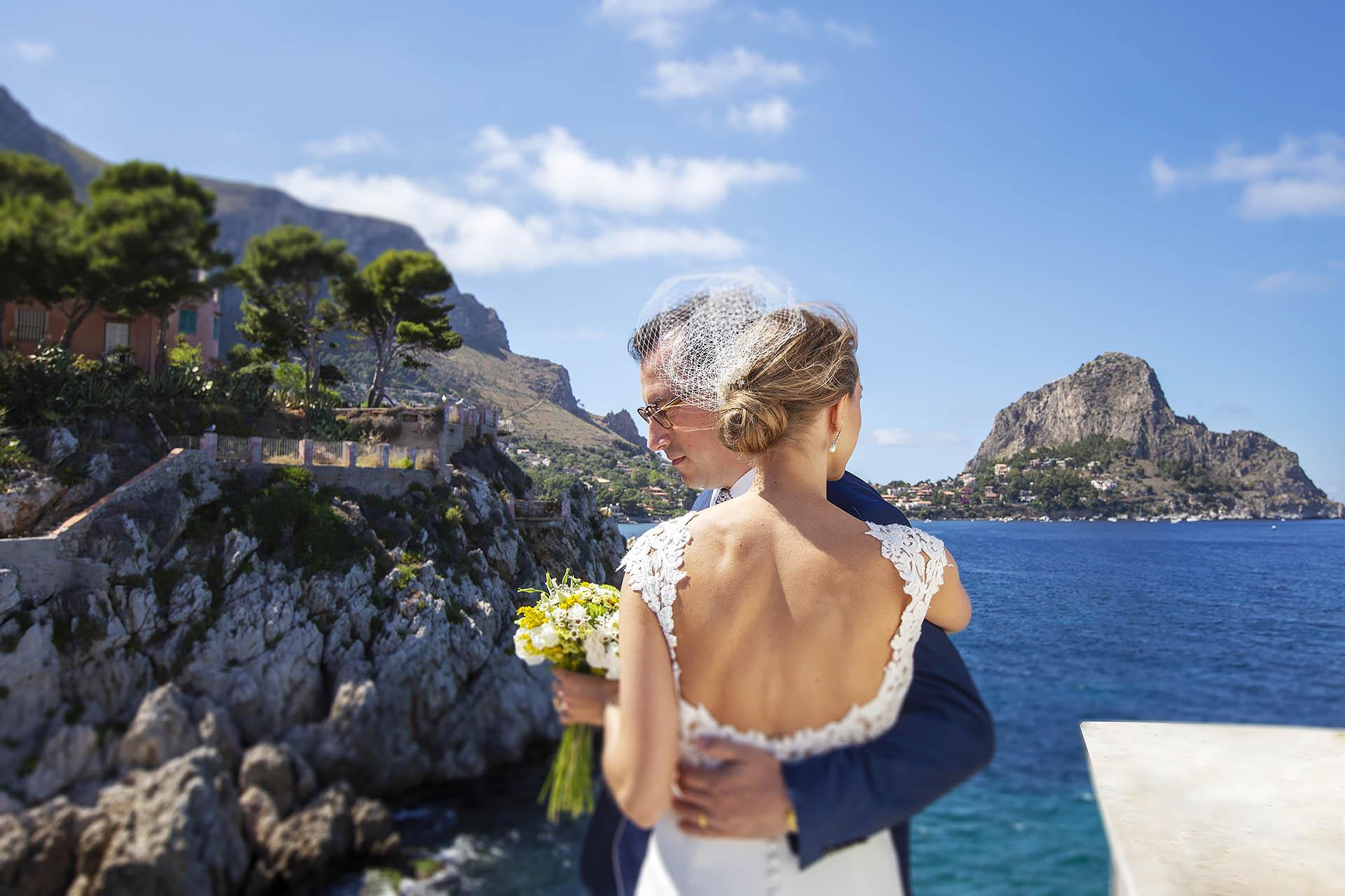 Matrimonio Vicino al Mare Santa Flavia Palermo