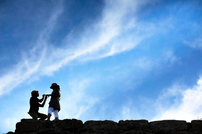 Selinunte servizio fotografico di coppia in Sicilia