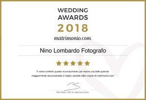 wedding award nino lombardo 2018 da matrimonio.com