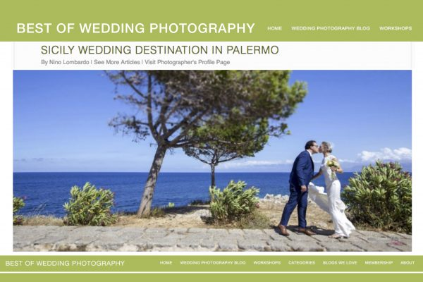 Wedding Reportage by Nino Lombardo Photographer in Santa Flavia, Porticello near Palermo is on Best of Wedding Photography Blog