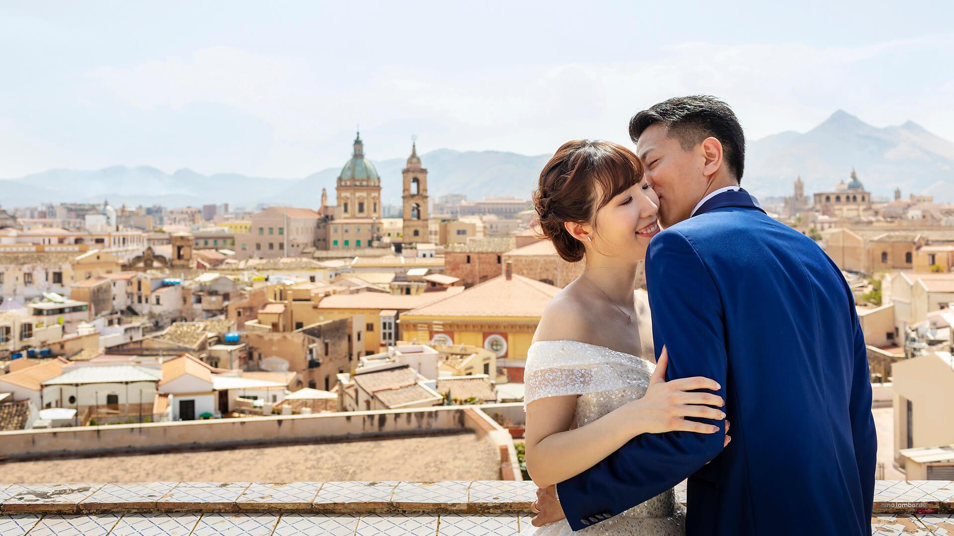 Palermo Fotografo Per Matrimonio in Sicilia