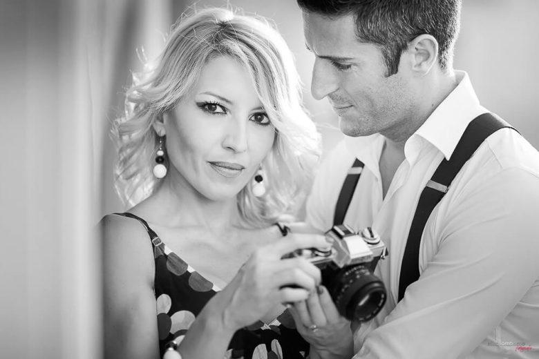 Fotografo pre matrimonio, Biografia Fotografo Nino Lombardo