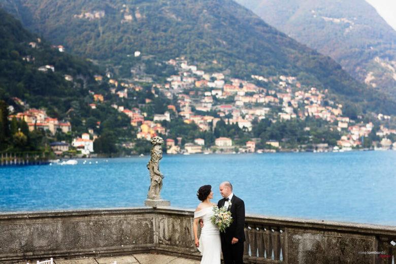 Foto Matrimonio Cernobbio - Biografia Fotografo Nino Lombardo