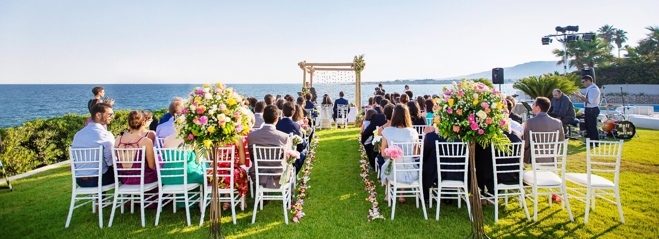 Servizio fotografico a Siracusa, Matrimonio simbolico a Villa Barresi, Fotografo matrimoni Sicilia Nino Lombardo