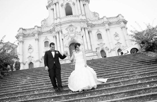 Wedding photographer in Modica Ragusa photo by Nino Lombardo reportage without poses