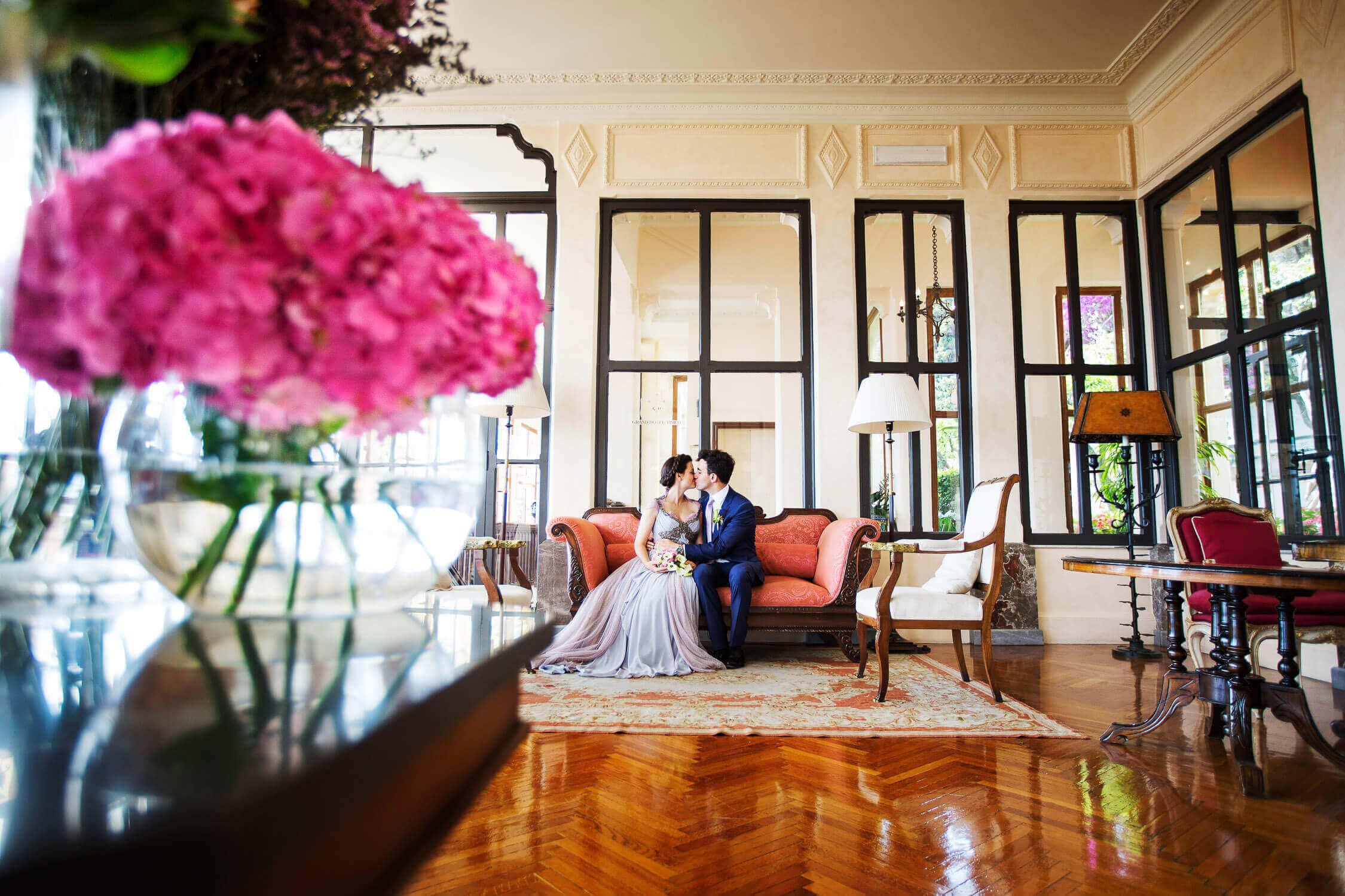 Fotografo Internazionale di Matrimonio