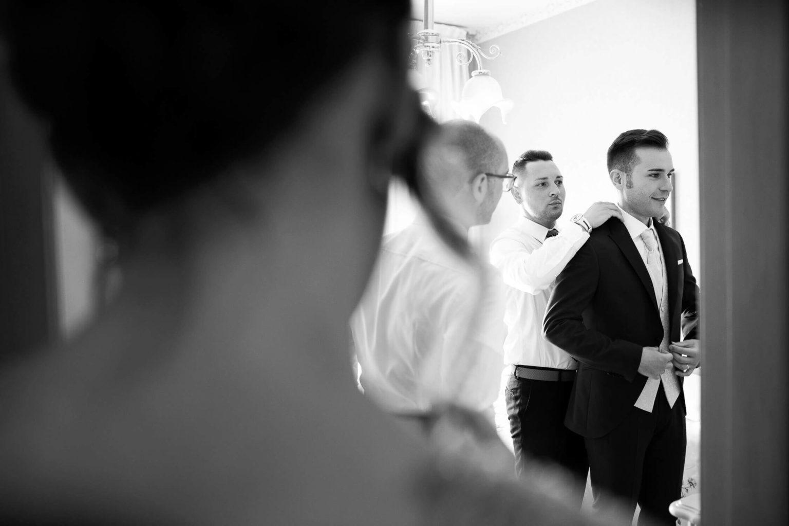 Casa sposo a Modica, foto per matrimonio di Nino Lombardo