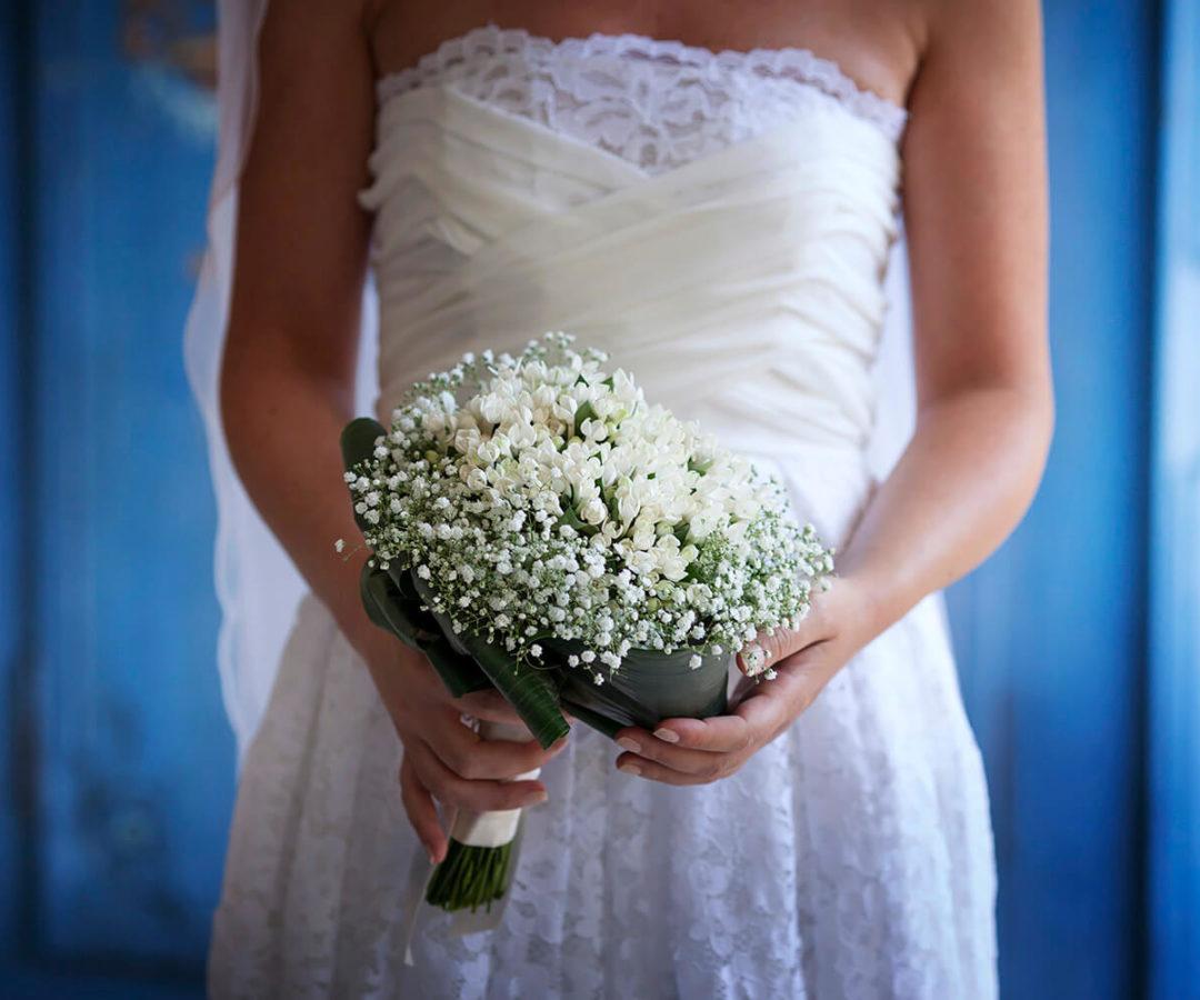 Fotografo Matrimonio in Sicilia Il bouquet della sposa