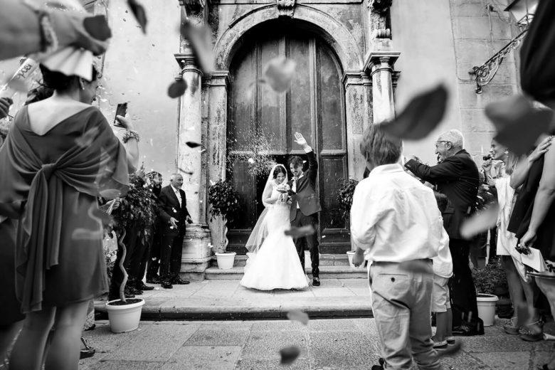 Trapani Reportage per Matrimonio alla Badia Nuova in Sicilia