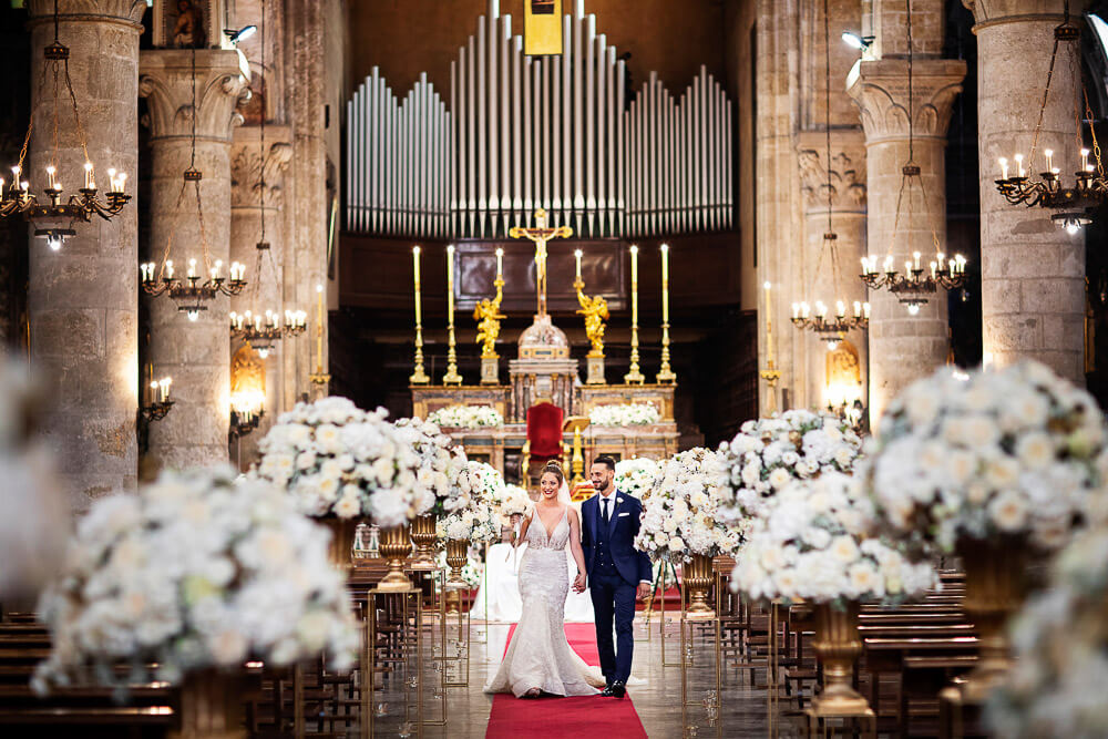 Cambio data del matrimonio a Palermo contatta fotografo migliore