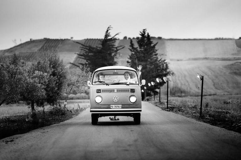 Fotografie per Servizio di Matrimonio a Menfi foto bianco e nero