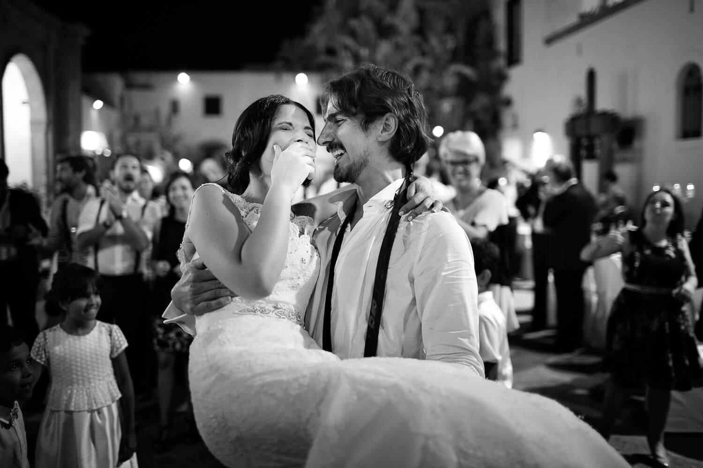 Reportage Matrimonio Villa Favorita a Marsala con foto spontanee, domande e risposte