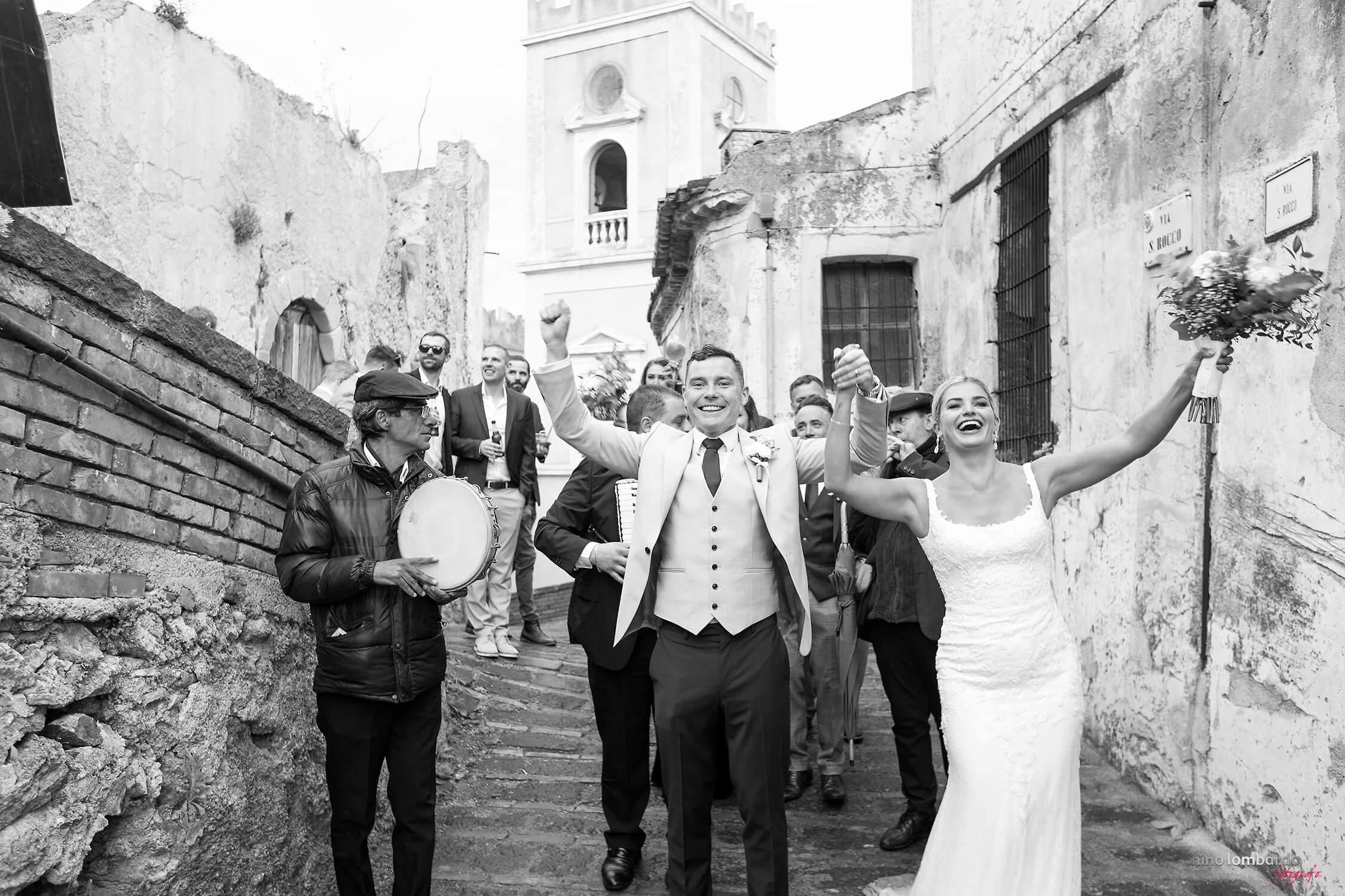 Savoca Wedding - Destination Sicily
