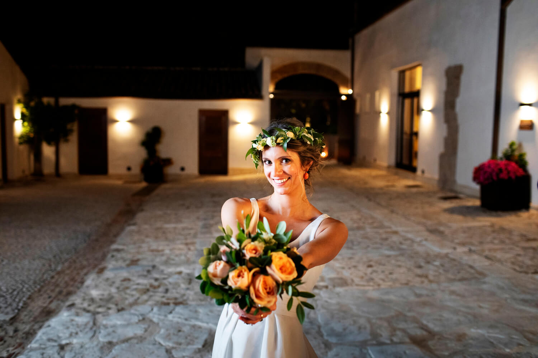 Servizio fotografico per nozze a Trapani matrimonio tema Boho Chic
