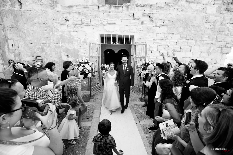 Matrimonio a Trapani foto dgli aposi a San Liberale