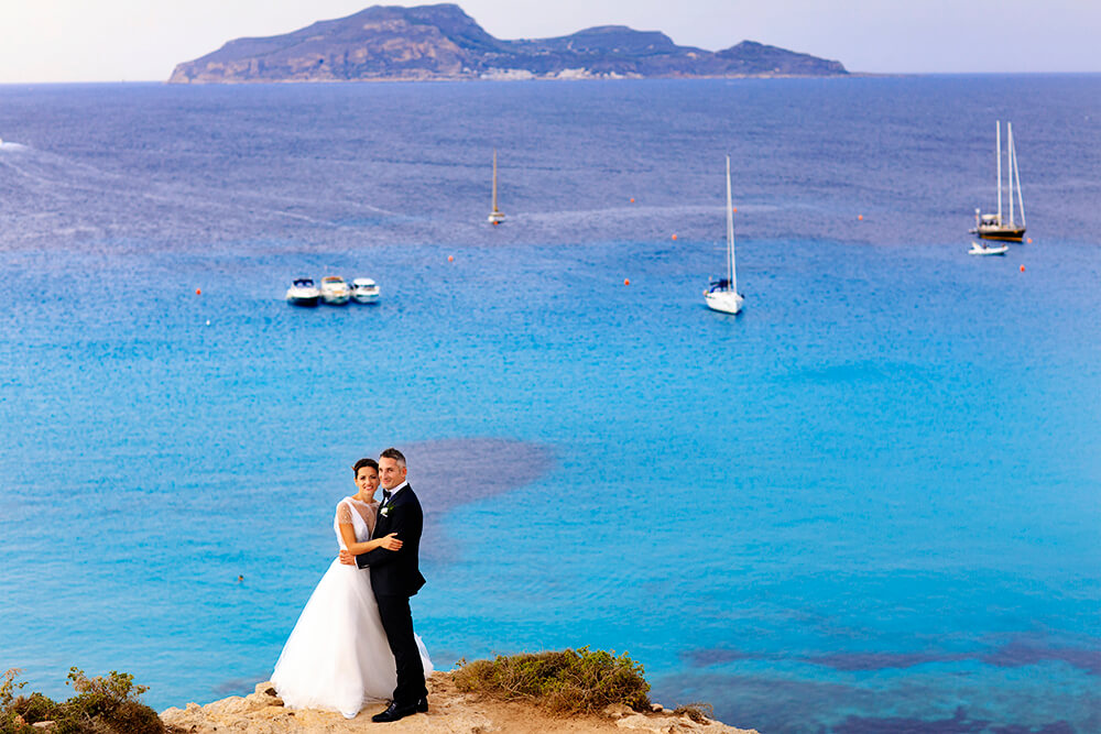 Get married in Favignana Photographer for the best weddings on the island