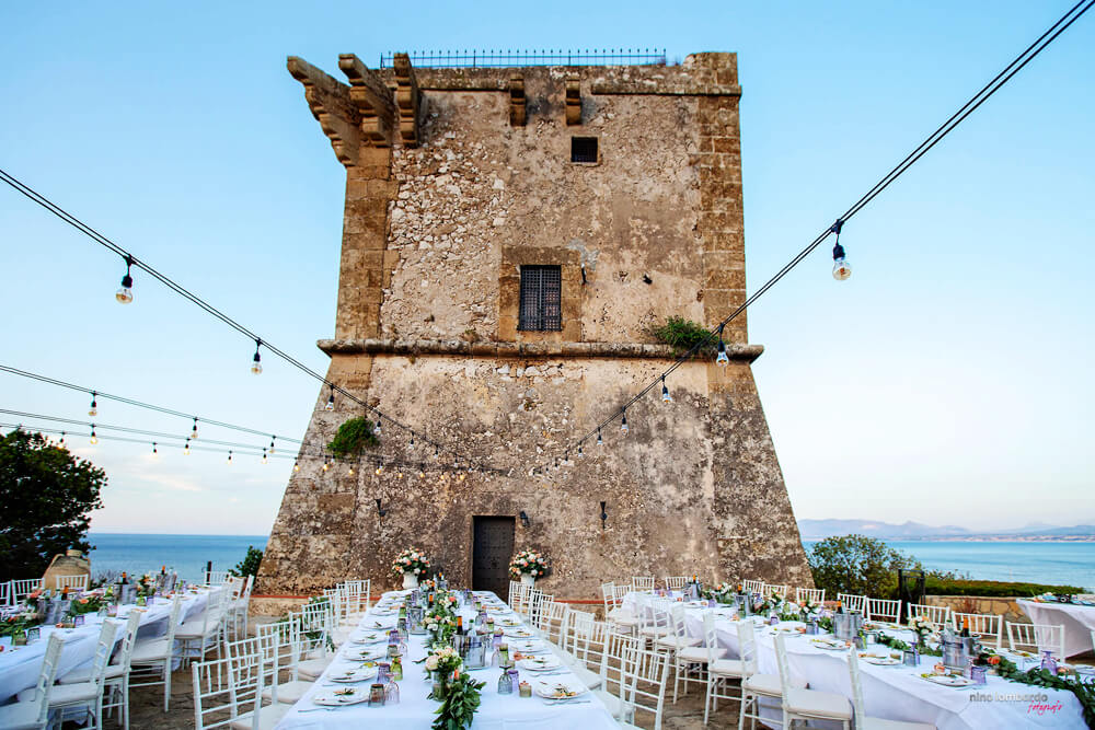 Wedding Photographer Scopello