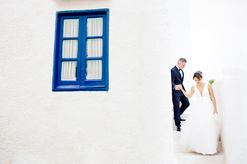 Matrimonio alle Egadi - Sposi a Favignana - Foto Nino Lombardo