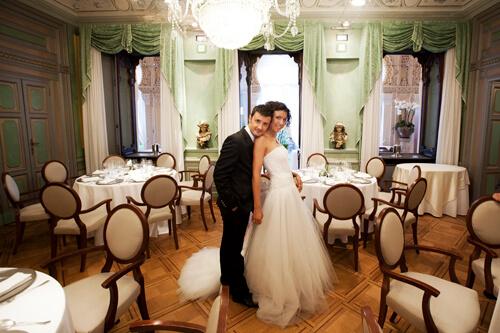 Fotografo matrimonio Villa Crespi - Nino Lombardo Fotogiornalista WPJA