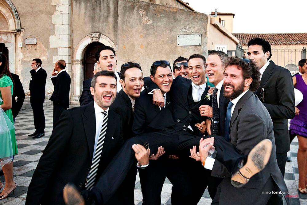 Organizing the wedding from home, Nino Lombardo photographer