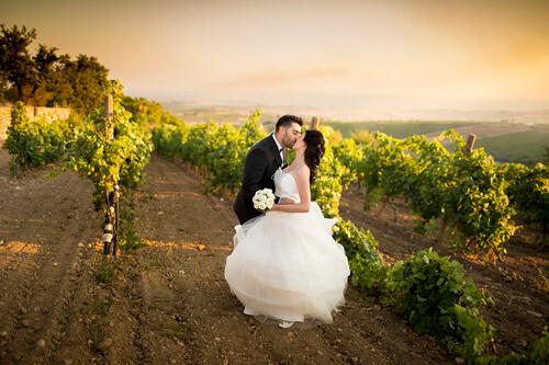 Miglior Fotografo per Matrimonio in Sicilia con colori reali