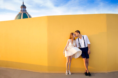 Fotografo Fidanzamento pre matrimonio Trapani in Sicilia