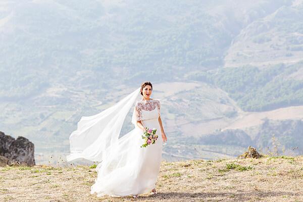 Fotografo per Matrimonio - Foto spontanea