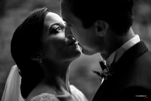 Nino Lombardo Fotografo per Matrimonio sul Monte Erice in Sicilia foto bianco e nero